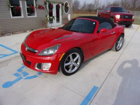 2008 Saturn SKY for sale at The Auto Depot in Mount Morris MI