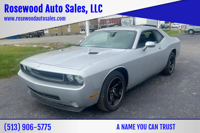 2009 Dodge Challenger for sale at Rosewood Auto Sales, LLC in Hamilton OH