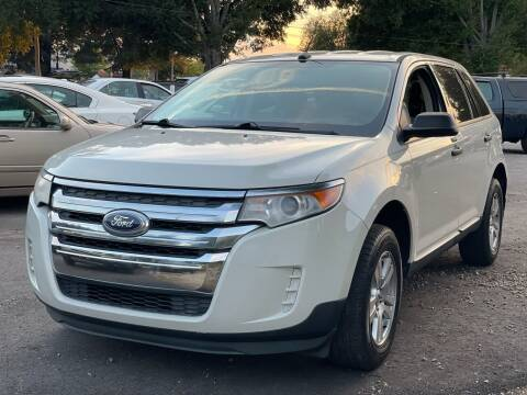 2011 Ford Edge for sale at Atlantic Auto Sales in Garner NC