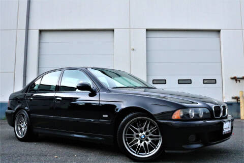 2002 BMW M5 for sale at Chantilly Auto Sales in Chantilly VA