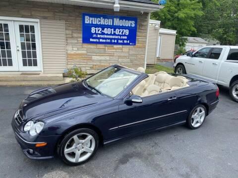 2006 Mercedes-Benz CLK for sale at Brucken Motors in Evansville IN