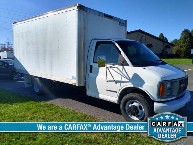 2000 GMC Savana Cutaway for sale at RoseLux Motors LLC in Schnecksville PA