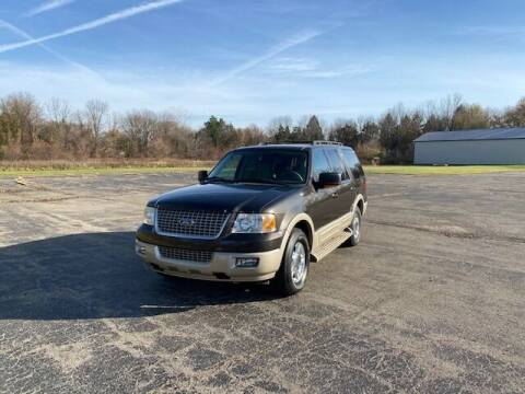 2005 Ford Expedition for sale at Caruzin Motors in Flint MI