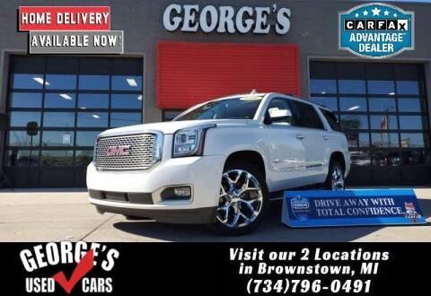 2016 GMC Yukon for sale at George's Used Cars - Pennsylvania & Allen in Brownstown MI