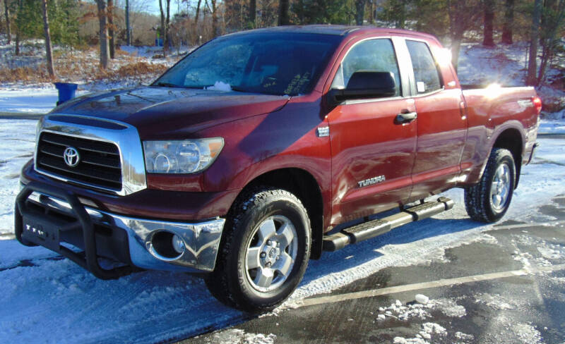 2007 Toyota Tundra for sale at Lakewood Auto in Waterbury CT