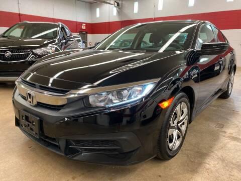 2017 Honda Civic for sale at Columbus Car Warehouse in Columbus OH