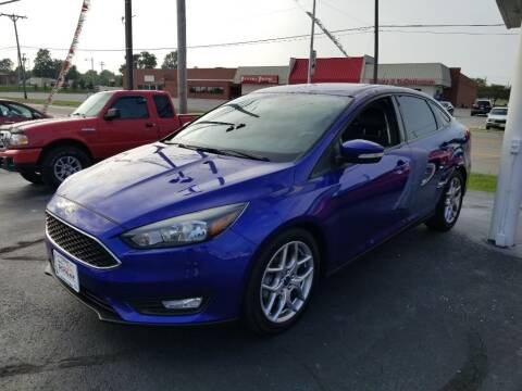 2015 Ford Focus for sale at Larry Schaaf Auto Sales in Saint Marys OH