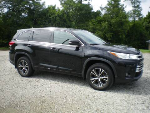 2018 Toyota Highlander for sale at Starrs Used Cars Inc in Barnesville OH