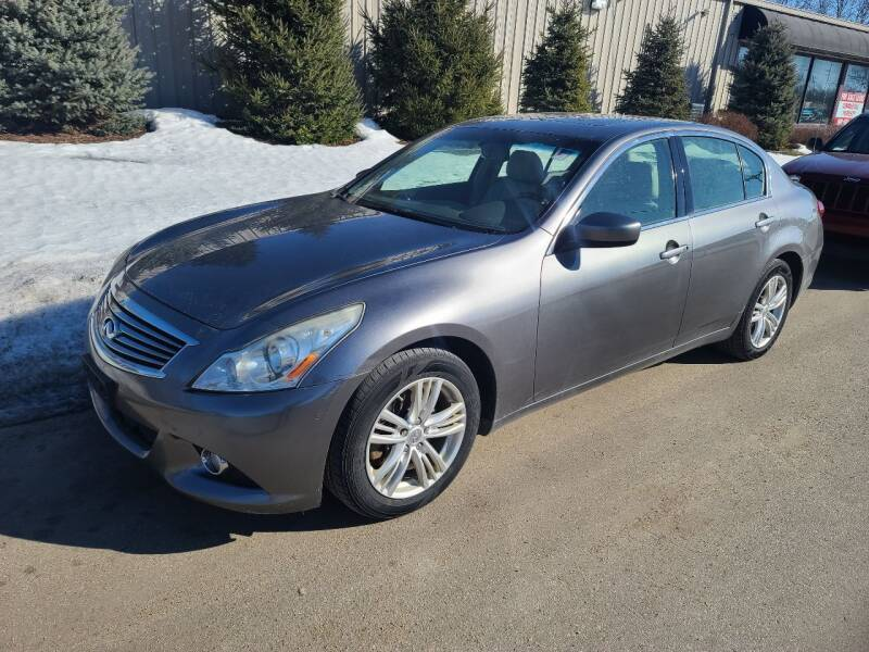 2011 Infiniti G37 Sedan for sale at Steve's Auto Sales in Madison WI