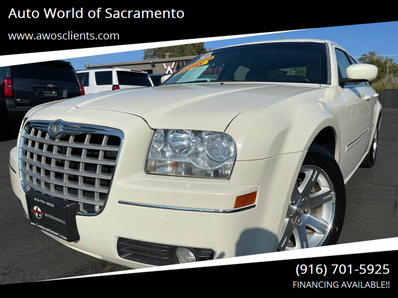 2006 Chrysler 300 for sale at Auto World of Sacramento Stockton Blvd in Sacramento CA