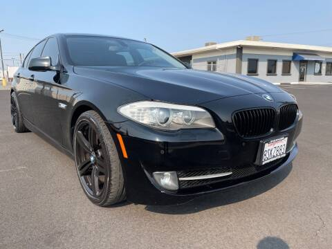 2011 BMW 5 Series for sale at Approved Autos in Sacramento CA