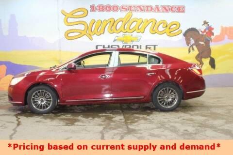2011 Buick LaCrosse for sale at Sundance Chevrolet in Grand Ledge MI