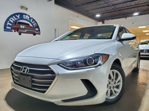2017 Hyundai Elantra for sale at Italy Blue Auto Sales llc in Miami FL