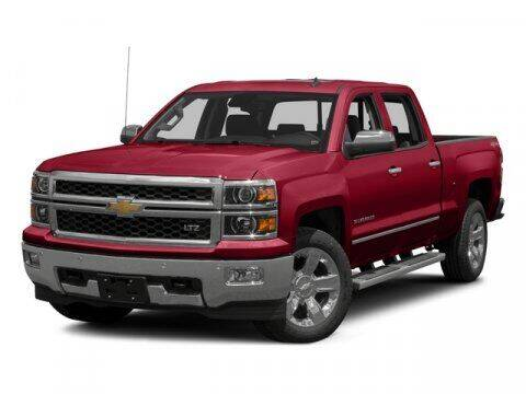 2015 Chevrolet Silverado 1500 for sale at Mike Murphy Ford in Morton IL