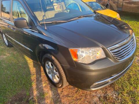 2012 Chrysler Town and Country for sale at Nash's Auto Sales Used Car Dealer in Milton FL
