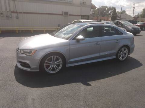 2016 Audi S3 for sale at MR Auto Sales Inc. in Eastlake OH