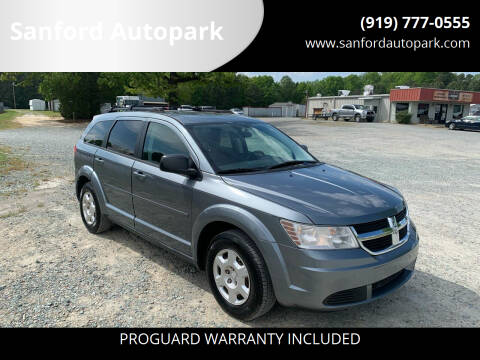2010 Dodge Journey for sale at Sanford Autopark in Sanford NC