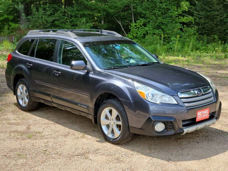 2013 Subaru Outback for sale at Bethel Auto Sales in Bethel ME