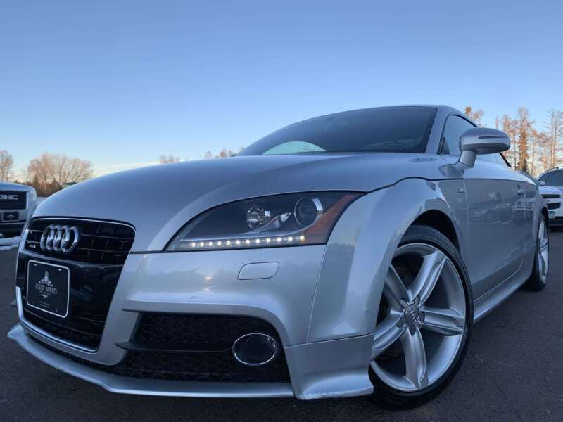 2015 Audi TT for sale at LUXURY IMPORTS in Hermantown MN