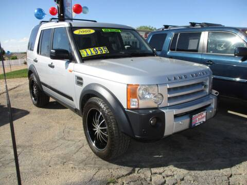 2008 Land Rover LR3 for sale at Advantage Auto Brokers Inc in Greeley CO