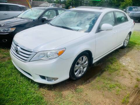 2011 Toyota Avalon for sale at BRYANT AUTO SALES in Bryant AR