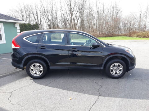 2013 Honda CR-V for sale at Feduke Auto Outlet in Vestal NY