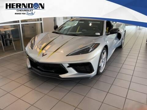 2021 Chevrolet Corvette for sale at Herndon Chevrolet in Lexington SC