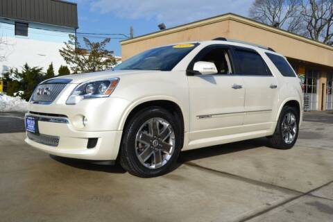 2011 GMC Acadia for sale at Father and Son Auto Lynbrook in Lynbrook NY