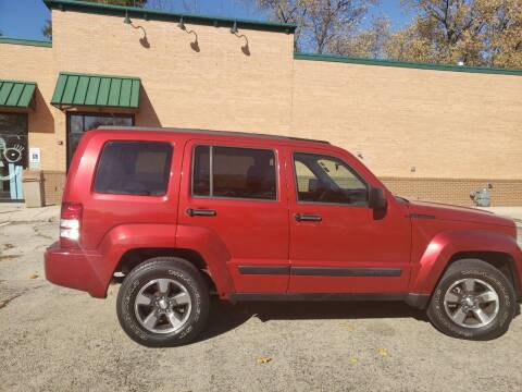 2008 Jeep Liberty for sale at Magana Auto Sales Inc in Aurora IL