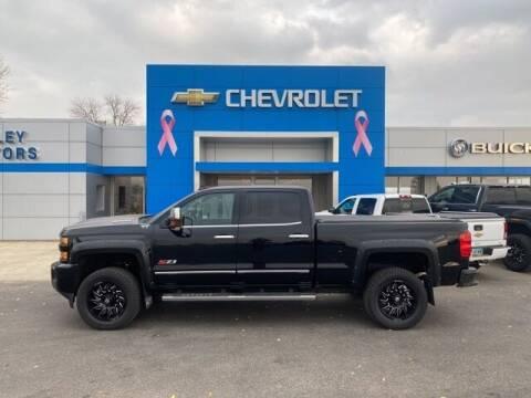 2017 Chevrolet Silverado 3500HD for sale at Finley Motors in Finley ND
