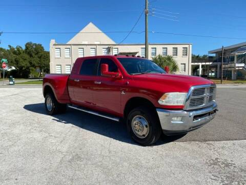 2011 RAM Ram Pickup 3500 for sale at LUXURY AUTO MALL in Tampa FL