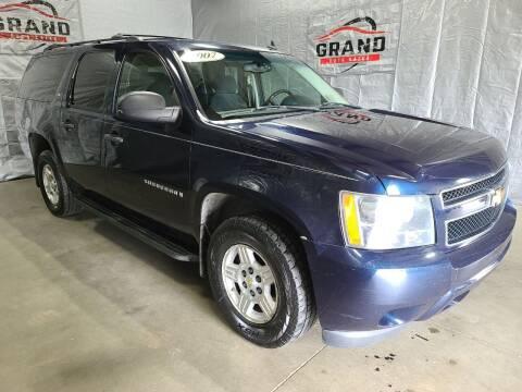 2007 Chevrolet Suburban for sale at GRAND AUTO SALES in Grand Island NE