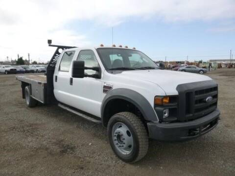 2009 Ford F-550 Super Duty for sale at Armstrong Truck Center in Oakdale CA
