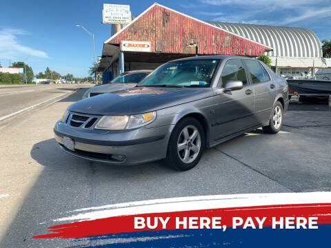 2004 Saab 9-5 for sale at Mid City Motors Auto Sales - Mid City North in N Fort Myers FL