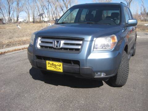 2008 Honda Pilot for sale at Pollard Brothers Motors in Montrose CO