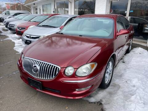 2009 Buick LaCrosse for sale at ENFIELD STREET AUTO SALES in Enfield CT