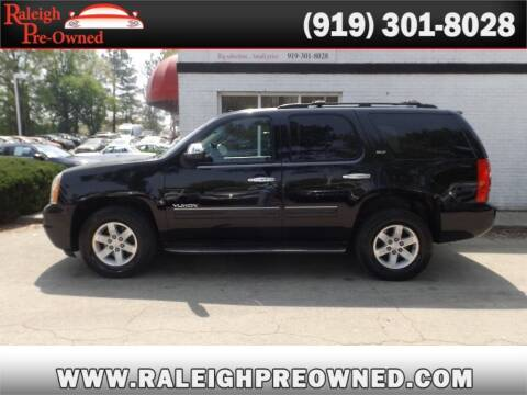 2013 GMC Yukon for sale at Raleigh Pre-Owned in Raleigh NC