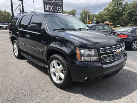 2008 Chevrolet Tahoe for sale at Auto Cars in Murrells Inlet SC