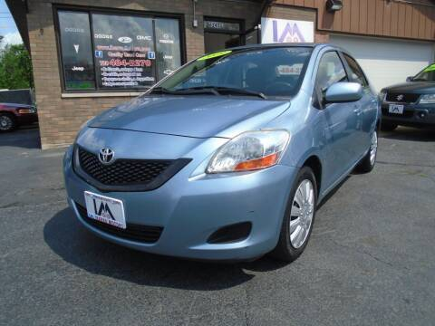 2009 Toyota Yaris for sale at IBARRA MOTORS INC in Cicero IL