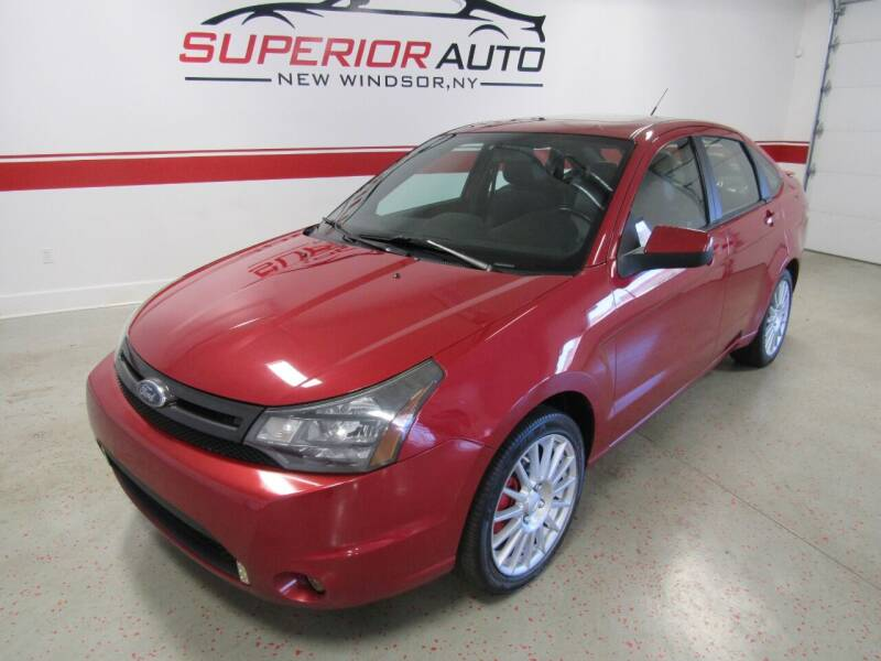 2010 Ford Focus for sale at Superior Auto Sales in New Windsor NY