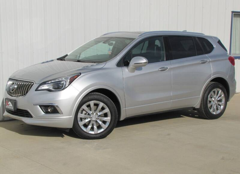 2018 Buick Envision for sale at Lyman Auto in Griswold IA