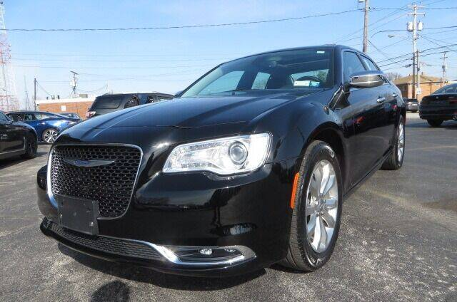 2020 Chrysler 300 for sale at Eddie Auto Brokers in Willowick OH