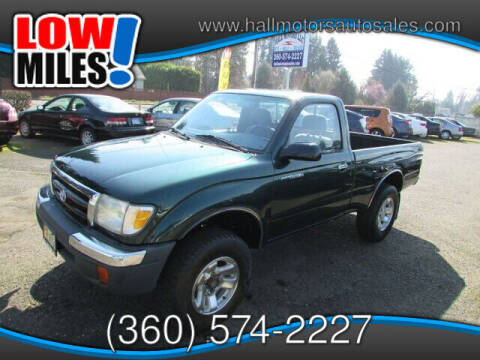 2000 Toyota Tacoma for sale at Hall Motors LLC in Vancouver WA
