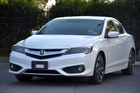 2016 Acura ILX for sale at Wheel Deal Auto Sales LLC in Norfolk VA