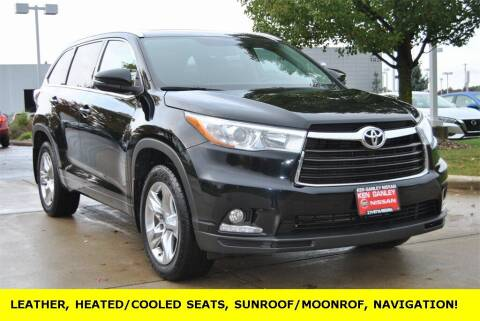 2014 Toyota Highlander for sale at Ken Ganley Nissan in Medina OH