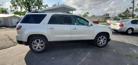 2013 GMC Acadia for sale at Bill Bailey's Affordable Auto Sales in Lake Charles LA