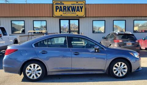 2016 Subaru Legacy for sale at Parkway Motors in Springfield IL