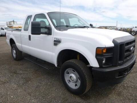 2009 Ford F-250 Super Duty for sale at Armstrong Truck Center in Oakdale CA