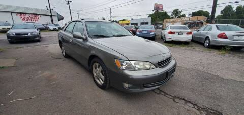 2000 Lexus ES 300 for sale at Green Ride Inc in Nashville TN