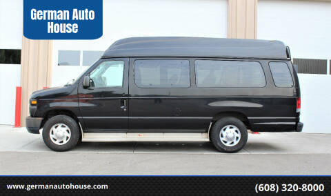 2011 Ford E-Series Wagon for sale at German Auto House in Fitchburg WI